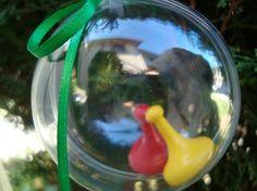 game piece ornament