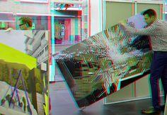 Art Gallery Zic Zerp Rotterdam 3D