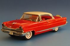 1956 Lincoln Premiere Coupe 6030ccm/8Cyl 275hp 1956-1957