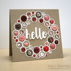 Created by Sarah Moerman using Simon Says Stamp Exclusives.