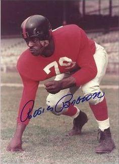 Roosevelt Brown, Giants