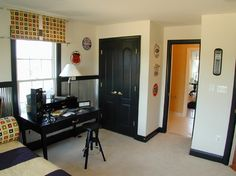 Black Trim ~Goshen Ridge Model Home