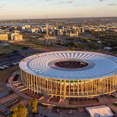 Estádio Nacional de Brasília – Mané Garrincha