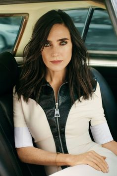 Jennifer Connelly: A Beautiful Mind  - TownandCountryMag.com