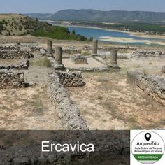 #ERCAVICA - DESTINO CULTURAL RECOMENDADO - Ciudad Romana y Visigoda #TurismoCultural #EscapadaCultural