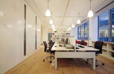 10 Ide Desain Interior Ruang Kantor Modern Terbaik 2016 | VeneLova!