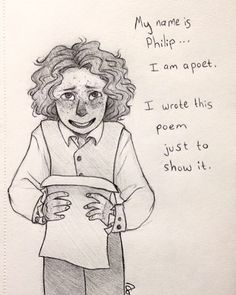 This week's #HamArt comes from Tumblr user monzellious, featuring @anthony_ramos_nyc as a young Philip Hamilton.