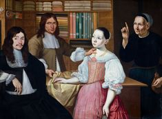17th Century Clothing, Google Art Project, 17th Century Art, Dutch Golden Age, Baroque Art, Don Juan, Textiles, Historical Clothing, Female Clothing