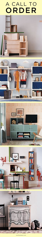Simple Living Room Updates | Martha Stewart Living