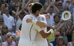 tenis wimbledon djokovic murray (Foto: Reuters)