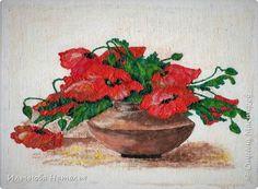 Картина панно рисунок Рисование и живопись Рисунки пластилином Проба пера = Пластилин фото 3