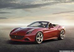 """La Ferrari rivela la """"California T"""". Torna il motore turbo dopo 15 anni - Photogallery"""
