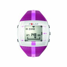 Polar FT4 Heart Rate Monitor (Pink/Purple)