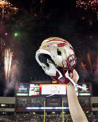 Order Picture: Fireworks at Doak Campbell Stadium, FSU Football