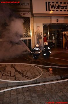 Vier Großeinsätze der Berufsfeuerwehr Wien zur gleichen Zeit #feuerwehr #fire