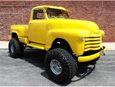 1951 Chevrolet C10