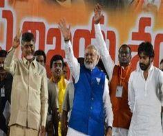 INN LIVE NETWORK: Modi Factor Tilts The Voting Balance In Andhra Pra...