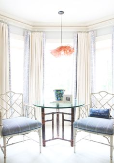 DIY your own Chinese Chippendale chairs! These simple, contemporary chairs are perfect for a dining room chair set, desk chair or cute sitting chairs in your living room. We show you how to paint chairs in various colors and finishes to get any look you want, whether it be vintage or modern.