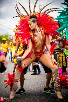 Jamaica Carnival 2014
