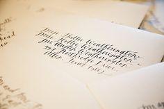 Feast Calligraphy