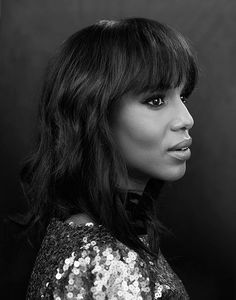 Kerry Washington photographed by Robyn Twomey