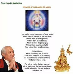 Twin heart meditation