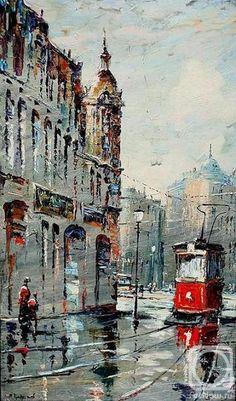 Saint Petersburg by Mikhail Kondratev_Санкт-Петербург МИХАИЛА КОНДРАТЬЕВА