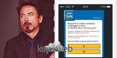 """WhatsApp a pagamento e buoni regalo Eurospin, le """"nuove"""" truffe  #follower #daynews - https://www.keyforweb.it/whatsapp-a-pagamento-e-buoni-regalo-eurospin-le-nuove-truffe/"""