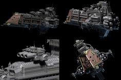 Battlestar the universe of Warhammer the work of to create it spent about a month. Battle Fleet, Battlefleet Gothic, Rogue Traders, Concept Ships, Warhammer 40000, Space Marine, Battleship, Spacecraft, Rogues