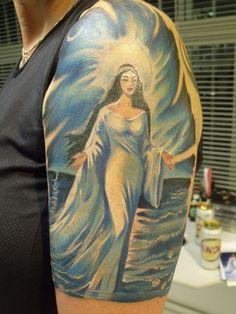 Tattoo Iemanja