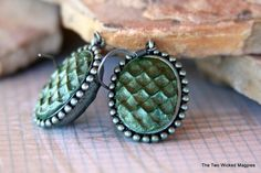 A Small Green Planet by Deirdre Vogel on Etsy