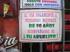 anuncios+nacos | Letreros Chistosos Carteles Anuncios Imagenes