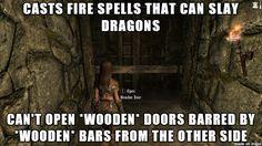 Fun #Skyrim logic via Reddit user sufficiency