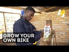 The African Entrepreneur Who's Growing Bikes Out of Bamboo – Sustainable Design and Architecture