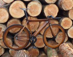 Wood-a-like Fixed Gear