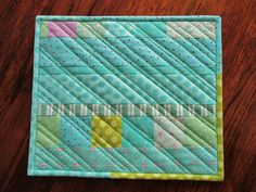 Aqua Kitchen Mat,Large Quilted Potholder,Spring Placemat,Turquoise Blue Green Boho Potholder,Cottage Chic Kitchen,Thermal Table Mat, Hot Mat by MommaBearsQuilts on Etsy https://www.etsy.com/listing/266619159/aqua-kitchen-matlarge-quilted