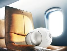 With the Devialet Phantom Wireless Speaker system, you can sync together multiple speakers to bring this ground-breaking sound to every nook and cranny of your house. Wireless Speaker System, Audiophile Speakers, Music System, Nook And Cranny, Home Cinemas, Ear Plugs, Loudspeaker, Cool Gadgets, Over Ear Headphones