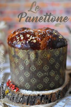 Panettone: the real Italian recipe Crusty Italian Bread Recipe, Italian Bread Recipes, Quick Bread Recipes, Homemade Sandwich Bread, Best Homemade Bread Recipe, Easy Cheesecake Recipes, Dessert Recipes, Easter Recipes, Recipes Dinner