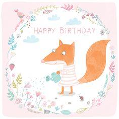 PF02 | Happy Birthday Fox