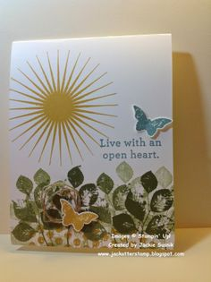 Stampin' Up! Kinda Eclectic, jackie susnick