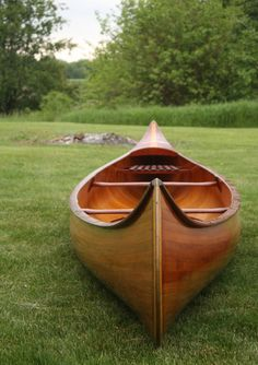 Wooden Boat Plans For Free Canoe Plans, Plywood Boat Plans, Wooden Boat Plans, Wooden Speed Boats, Wood Boats, Canoe Trip, Canoe And Kayak, Canoe For Sale, Wood Canoe