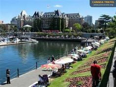 Victoria, BC Canada. A little piece of England but in Canada.