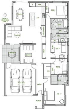 A Green Homes Design Is Always Of The Highest Quality Litchfield Energy Efficient Home