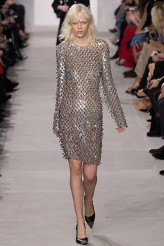 Michael Kors Collection Fall 2016 Ready-to-Wear Fashion Show - Marjan Jonkman