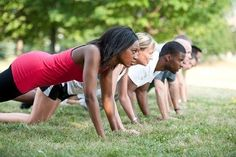 Summer is a great time to enjoy the great outdoors and move your workouts outside. Check out these four alternatives to the traditional gym workout. Workouts Outside, Outdoor Workouts, Gym Workouts, At Home Workouts, Fitness Tips, Health Fitness, Group Fitness Classes, Weight Loss Surgery, Before And After Pictures