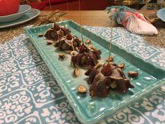 Dessert yasmina dattes noix de coco Samira Tv, Cacao, Pudding, Desserts, Food, Practical Jokes, Tailgate Desserts, Deserts, Puddings
