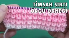 Dear Ladies, Here Comes The Irish Crochet Lace ! - All Knitting Videos - Maria Baby Knitting Patterns, Lace Knitting, Knitting Stitches, Knitting Designs, Stitch Patterns, Crochet Patterns, Crochet Quilt, Tunisian Crochet, Knit Crochet