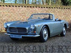 Maserati 3500 GT Vignale Spyder- 1957–1964|