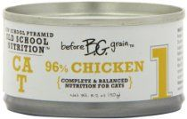 Merrick Before Grain #1 Chicken Pate Style Cat Food, 3.2-Ounce Can, 24 Count Case