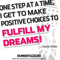 """One Step at a Time..."" 